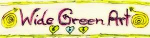 Wide Green Art